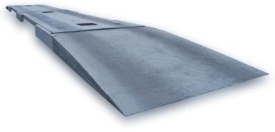 waga samochodowa betonowa